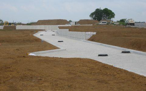 茨城県つくばまちづくりセンター 道路改良・下水道工事